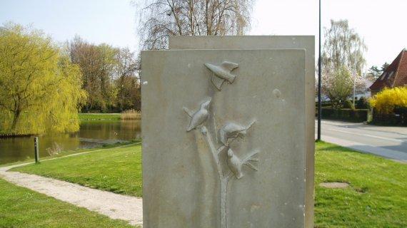 monument for I.P.E. Hartmann