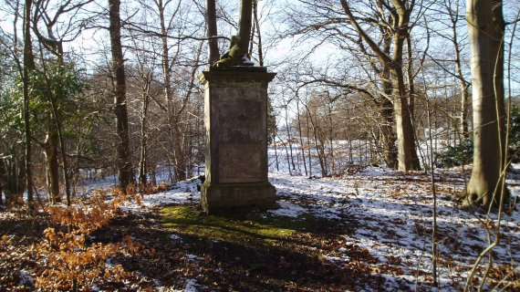 monument for venskab, Amicitiæ Ergo