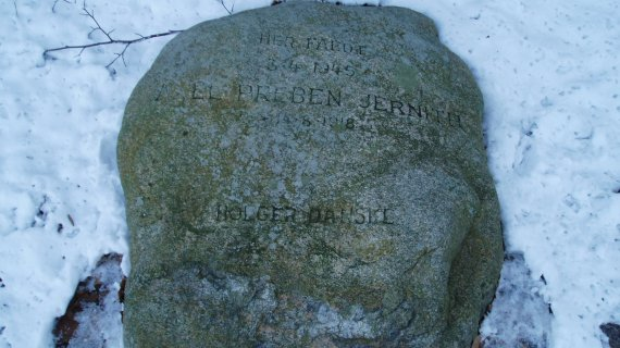 mindesten for Axel Jernith