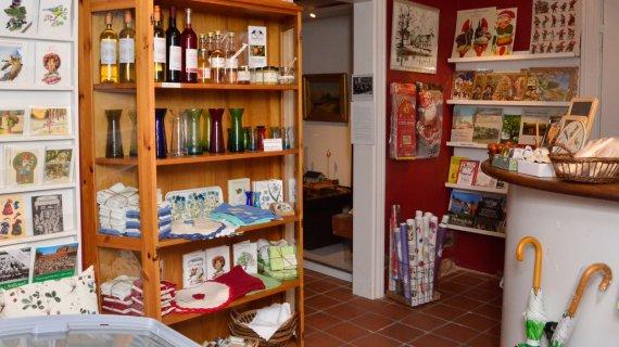 Museumsbutikken på Mothsgården
