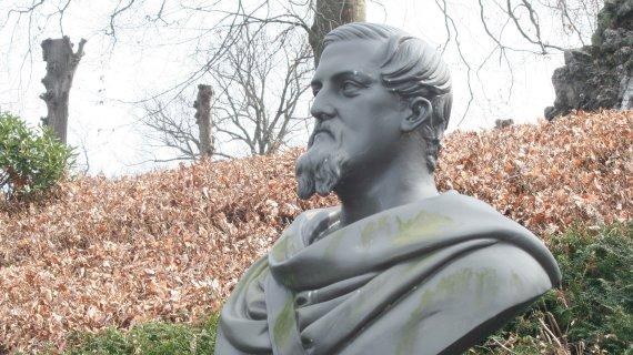 Frederiks VII buste