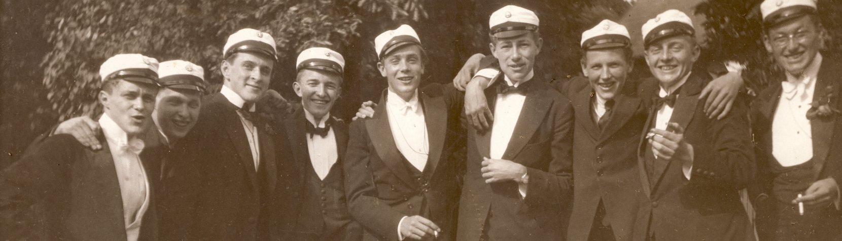 Studenter Birkerød 1920