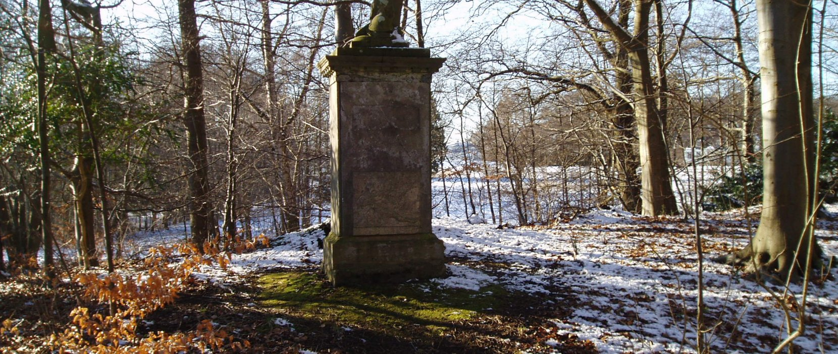 monument for venskab, Amicitiæ Ergo