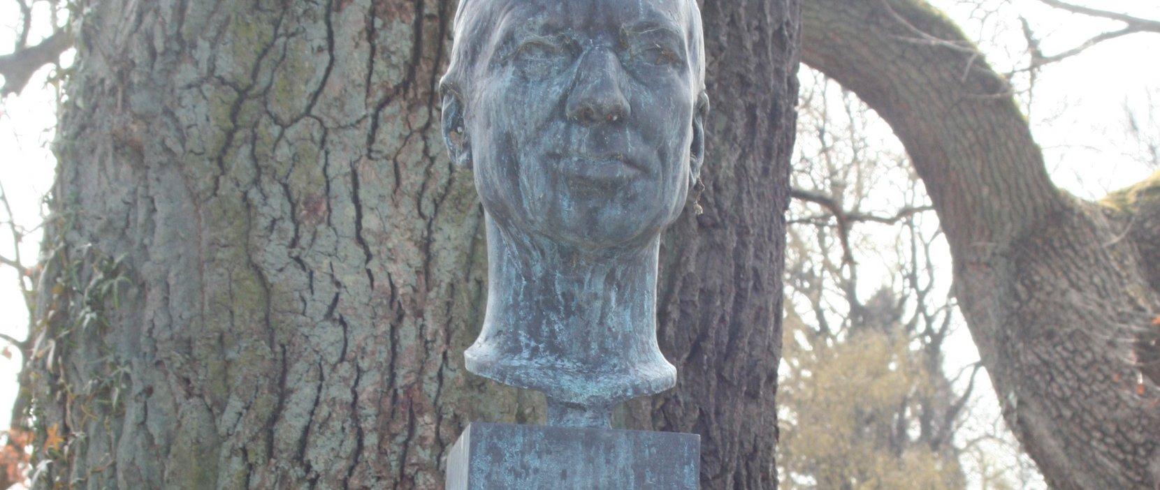 Buste Paul Bergsøe